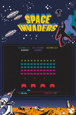 Fp4274-space-invaders-screen