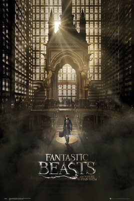 Fantastic Beasts - One Sheet 1