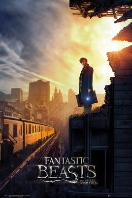 Fantastic Beasts - One Sheet 2