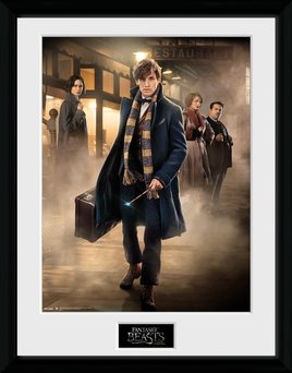 Fantastic Beasts - Group Stand