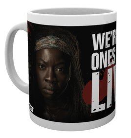 Mg2246-the-walking-dead-we're-the-ones-mug