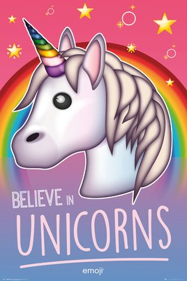 Gn0860-emoji-believe-in-unicorns