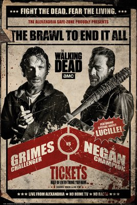 Fp4489-the-walking-dead-fight-poster