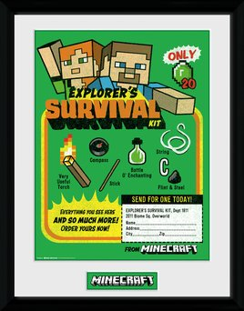 Pfc2614-minecraft-survival-kit