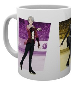 Mg2751-yuri-on-ice-victor-yuri-and-yurio-mug