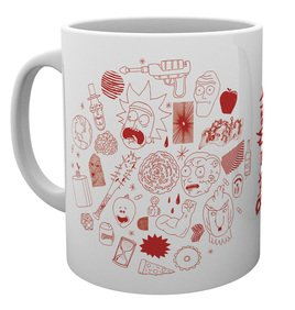 Mg3079-rick-and-morty-line-art-mug