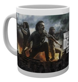 Mg3179-the-walking-dead-fire-mug