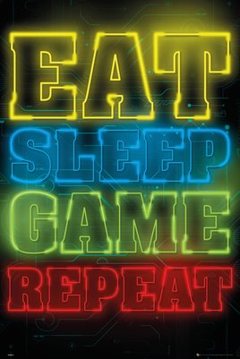 Gn0878-gaming-eat-sleep-game-repeat