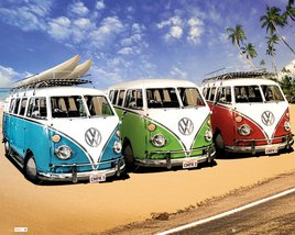 VW campers