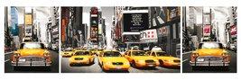 NEW YORK triptych