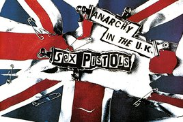 SEX PISTOLS anarchy