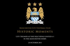 Man City PMH00021 Text