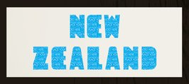 New Zealand Cream Mount