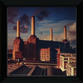Pink Floyd Animals Album Cover