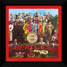 The Beatles Sgt Pepper Album