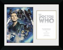 9th Doctor Christopher Ecclestone