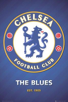 Chelsea Club Crest 12/13