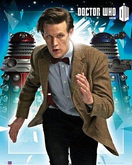 Doctor Who Daleks Mini