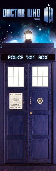 Doctor Who Tardis Midi