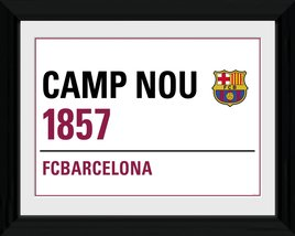 Barcelona - street sign