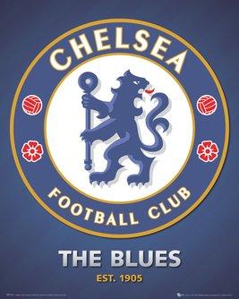 Chelsea Club Crest 2013