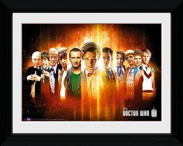 Doctor Who - Regenerate