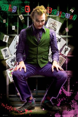 Batman (Dark Knight) - Joker Jail