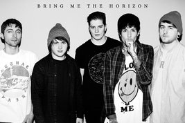 Bring Me The Horizon - Black and White
