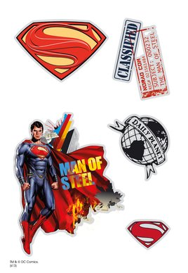 Superman Man of Steel - Steel 1