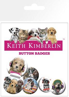 Keith Kimberlin - Puppies Headphones