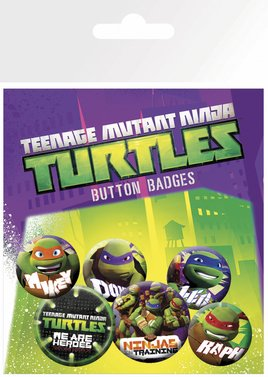 Teenage Mutant Turtles - Heroes