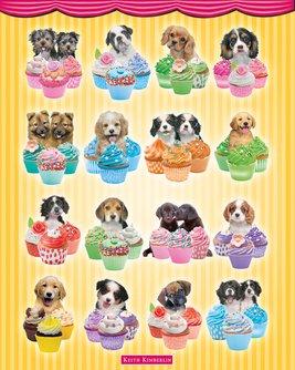 Keith Kimberlin - Puppies Cupcakes