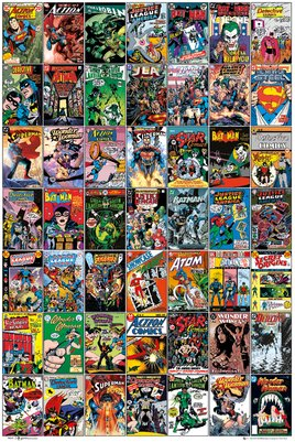 DC Comics - Comic Covers