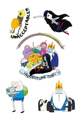 Adventure time - Algebraic 2