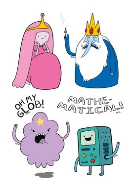 Adventure time - Mathematics 2