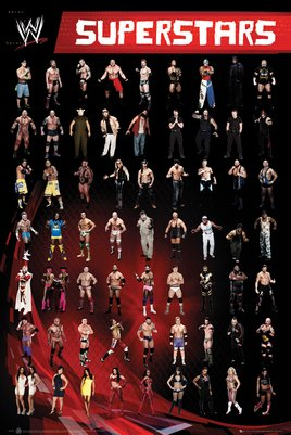 WWE - Superstars