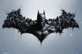 Batman Arkham Origins - Arkham Bats