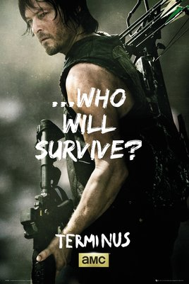 The Walking Dead - Daryl Survive