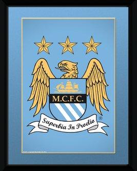 Man City - Crest