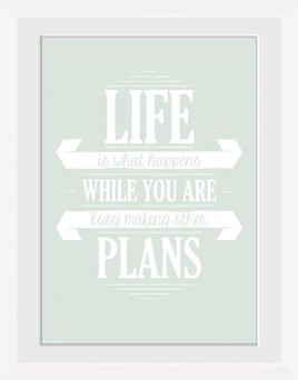 Life - Plans
