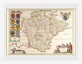 Maps - Devonshire