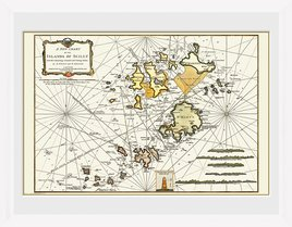 Maps - Isle of Scilly