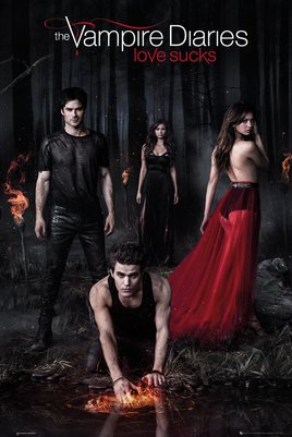 The Vampire Diaries - Woods
