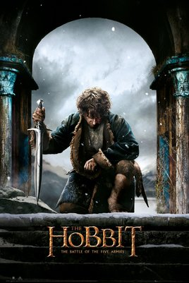 The Hobbit - Battle of Five Armies Bilbo