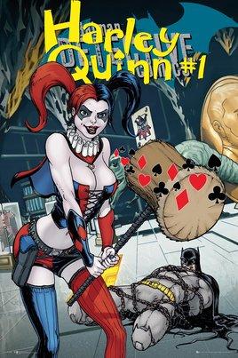 DC Comics - Harley Quinn Forever Evil