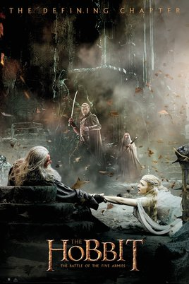 The Hobbit - Battle of Five Armies After