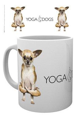 MG0114 Yoga - Dogs Folded Legs