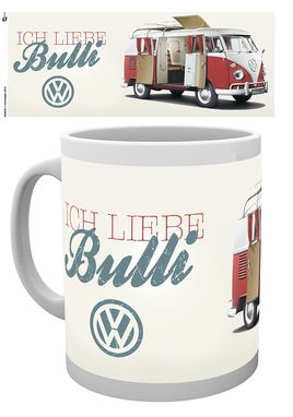 MG0044 VW Vamper - Ich Liebe Bulli
