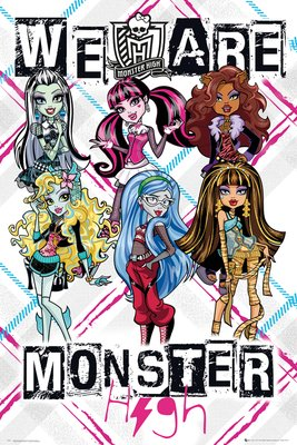 Monster High - We Are