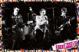 Sex Pistols - On Stage